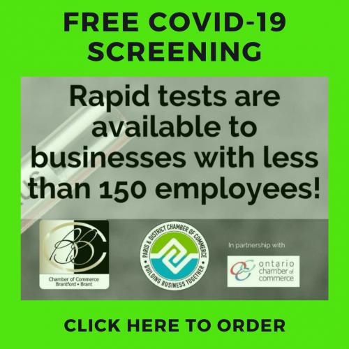 COVID-19 Rapid Testing Kits